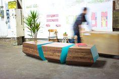 Boxcar Bench | Revolution Design House