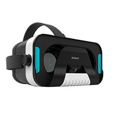 b2d11144dd1 3D VR Virtual Reality Headset Glasses OUMAX with NFC and Nose Padding for 4  to 6