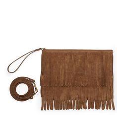Fringes are hot! Hope bag from Leowulff #leowulff #hope #fringes