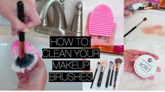 How To Clean Your Makeup Brushes At Home Without Shampoo  If you're interested in subscribing : https://www.youtube.com/channel/UC2mfeD-hgB3GP5qnX41EC2A?sub_confirmation=1 Hello Lovely people I share every day very interesting Video. If you have any question put in the comment section below and LIKE  SUBSCRIBE my youtube channel.   WATCHING MY PREVIOUS VIDEO : https://www.youtube.com/watch?v=E8FB4tJn6Kk…