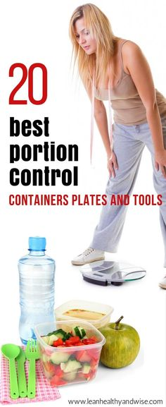 Portion control is essential in any diet plan. Check out this review of the best portion control containers, plates and tools to help you in your weight loss goals. via @leanhealthywise