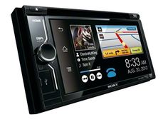 SONY XAV-601BT Double DIN A/V Receiver : Control smartphone features and apps thanks to MirrorLink™ Technology