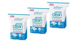 Alba Botanica Good Clean Dual Textured Exfoliating Towelettes 30 ct 3 Bags 90 ct * See this great product. (This is an affiliate link) Facial Cleanser, How To Find Out, Personal Care, Cleaning, Link, Bags, Face Cleaning, Purses, Face Cleanser