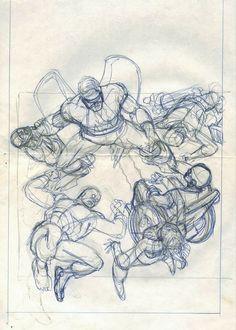 The X-Men by Gil Kane