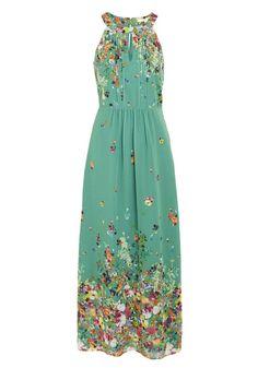 http://www.clothingattesco.com/womens-dresses/uttam-boutique-cascade-floral-print-halterneck-maxi-dress/invt/by613411