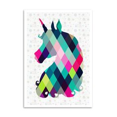Poster Unicorn