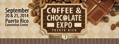 Puerto Rico Coffee and Chocolate Expo 2014 #sondeaquipr #prcoffeechocolateexpo #centroconvencionespr #sanjuan