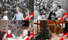 The tree itself dates back to the late 16th century when the custom was first developed in Germany; but the way in which it has been trimmed has changed dramatically from year to year.