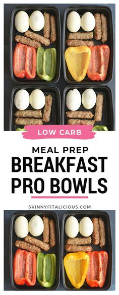The Rise Of Private Label Brands In The Retail Meals Current Market Quick Meal Prep Breakfast Pro Bowls High Protein, Low Carb And Easy Easy High Protein Meals, Healthy Low Carb Dinners, Low Carb Breakfast Easy, High Protein Snacks, High Protein Low Carb, High Protein Recipes, Low Calorie Recipes, Healthy Meal Prep, Quick Meals
