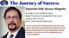 Bruce Wagnitz - Foster Non-Profits - The Journey of Success