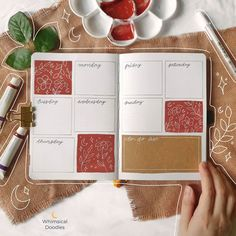 Bullet Journal Design Ideas, Organization Bullet Journal, Bullet Journal Notebook, Bullet Journal Spread, Bullet Journal Layout, Bullet Journal Ideas Pages, Bullet Journal Inspiration, Book Journal, Calendar Journal
