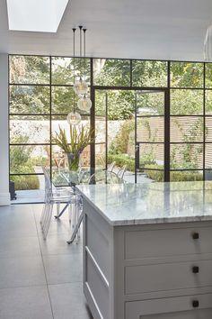 49 Modern Glass Wall Interior Design Ideas – Willkommen in meiner Welt Home Interior Design, House Design, Home Remodeling, Interior, Home Trends, Interior Design Kitchen, Modern Houses Interior, House Interior, Interior Wall Design