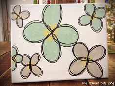 DIY: Canvas Painting
