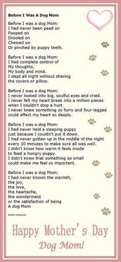 Happy Mother's Day, Dog Mom  9994ab38b8fb9f3449cc8e8d0d880020.jpg 472×1,024 pixels