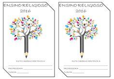 Ensino Religioso - um desafio para o Ensino Fundamental: Capa de caderno 2016