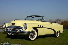 LaSalle Classic Cars | Collection | 1953 Buick Special 46C Convertible, € 42.500,-