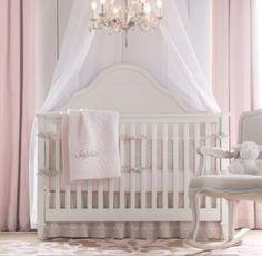 French Vintage Rocker | Nursery Seating | Restoration Hardware Baby & Child