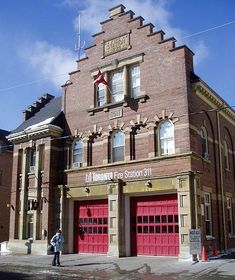 Toronto Fire Station No. 311 | Shared by LION