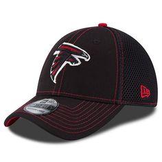 d00dc760d5d Atlanta Falcons New Era Crux Line Neo 39THIRTY Flex Hat - Black -  24.99  Falcons Football