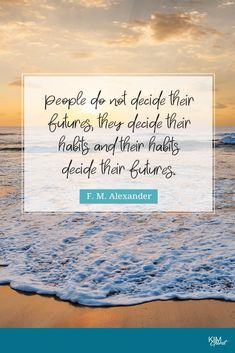 People do not decide their future, they decide their habits and their habits decide their futures - T.M Alexander Best Entrepreneurs, Entrepreneur Quotes, English Quotes, Business Tips, The Dreamers, Letter Board, Social Media, Motivation, Sayings