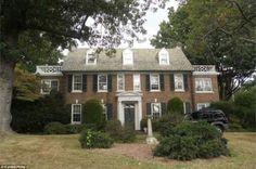 Grace Kelly's childhood home in Philadelphia