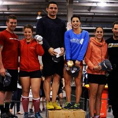 Great to see a very happy @smortiz87 on top of the podium with her Open Pairs partner Tristan at Fit Wars over the weekend. Chased hard all day by Regionals athlete James Newbury and his open pairs partner Kate. #thewodlife #twlcrew #twl #fitwars #crossfit #crossfitaustralia