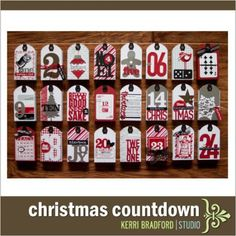 """Made this advent """"calendar"""" this year and I couldnt be more thrilled. It is awesome!"""