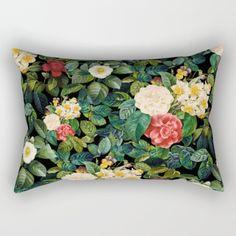 NIGHT FOREST VIII Rectangular Pillow