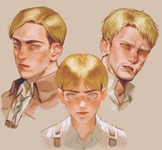 Armin, Haikyuu, Titans Anime, Teen Titans, Gaara, Tamako Love Story, Rivamika, Attack On Titan Fanart, Eruri