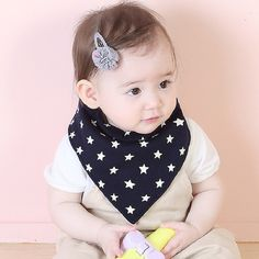 Fair price Baby Bibs Cotton Triangle Bib Star Print Waterproof Burb Cloths Baby Feeding Bib just only $1.89 with free shipping worldwide  #babyboysclothing Plese click on picture to see our special price for you