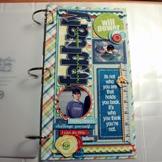 Half Layout #projectlife