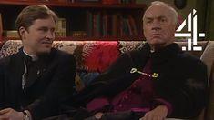 Father Ted   Don't Mention a Word About Bishop Brennan's Son
