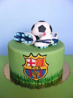 football cake | Flickr - Photo Sharing!