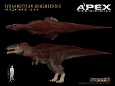 Tyrannotitan chubutensis by Herschel-Hoffmeyer on DeviantArt