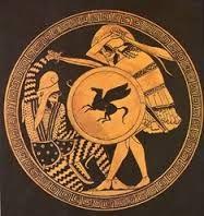 Η ΦΩΝΗ ΤΩΝ ΕΛ: ΕΛΛΗΝΙΚΗ ΕΟΡΤΗ. Σαν σήμερα πριν από 2504 χρόνια συ... Dylan Thomas, Battle Of Marathon, Greco Persian Wars, Persian Shield, Greece Map, Minoan, Marker Pen, Large Painting, Ancient Civilizations