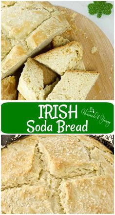 Irish Soda Bread  | Posted By: DebbieNet.com