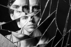 fractured mirror - Google Search