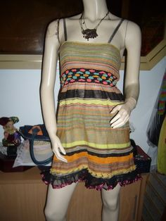 LOUISE DELLA : robe été 2012