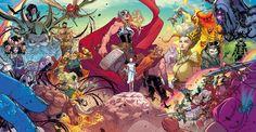 MARVEL COMICS November 2015 Solicitations | Newsarama.com