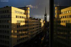 Perła gdyńskiego modernizmu - dom mieszkalny Funduszu Emerytalnego BGK, ul. 3 Maja / A pearl of the modernism of Gdynia - BGK Tenment, ul. 3 Maja | fot. Krzysztof Romański | #modernism  #gdynia  #architecture