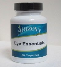 Eye Essentials - 60 Capsules This formula contains Vitamins, Minerals, Amino Acids, Herbs and other nutrients that are important in the support of eye health.