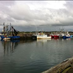 The Harbour, Yarmouth Nova Scotia
