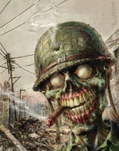 Zombie: Sarge War of the Dead - http://www.dravenstales.ch/zombie-sarge-war-of-the-dead/