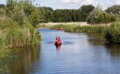 Kanoen Lauwersmeer Friesland