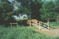 Ingalls Dugout Site - Laura Ingalls Wilder lived 1.5 miles north of Walnut Grove along the banks of Plum Creek from 1874 to 1876.