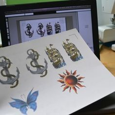 Make Your Own Temporary Tattoos with the Silhouette
