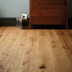 Roasted Acorn, Engineered Oak - Casablanca - Wall & Floor Tiles | Fired Earth