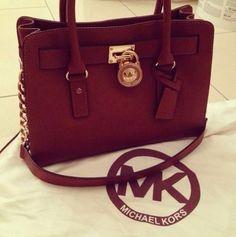 Gorgeous Michael Kors handbag!