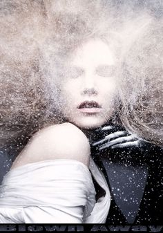 V Magazine Editorial No.84 Fall Preview 2013 - Suvi Koponen by Solve Sundsbo