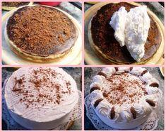 Amikor már unalmasak a megszokott torta ízek és formák, akkor keresni kell valami újdonságot, amivel elvarázsolhatod a családot és az ismerősöket. A ropogós kekszet nagyon szeretik a gyerekek, felnőttek egyaránt, lehet az csokis, vagy vaníliás, töltött, vagy töltetlen. Ha szeretnél kipróbálni valami újat és finomat, akkor készítsd el ezt a szuper csokis keksz tortát, a […] Tiramisu, Ethnic Recipes, Food, Candy, Essen, Meals, Tiramisu Cake, Yemek, Eten